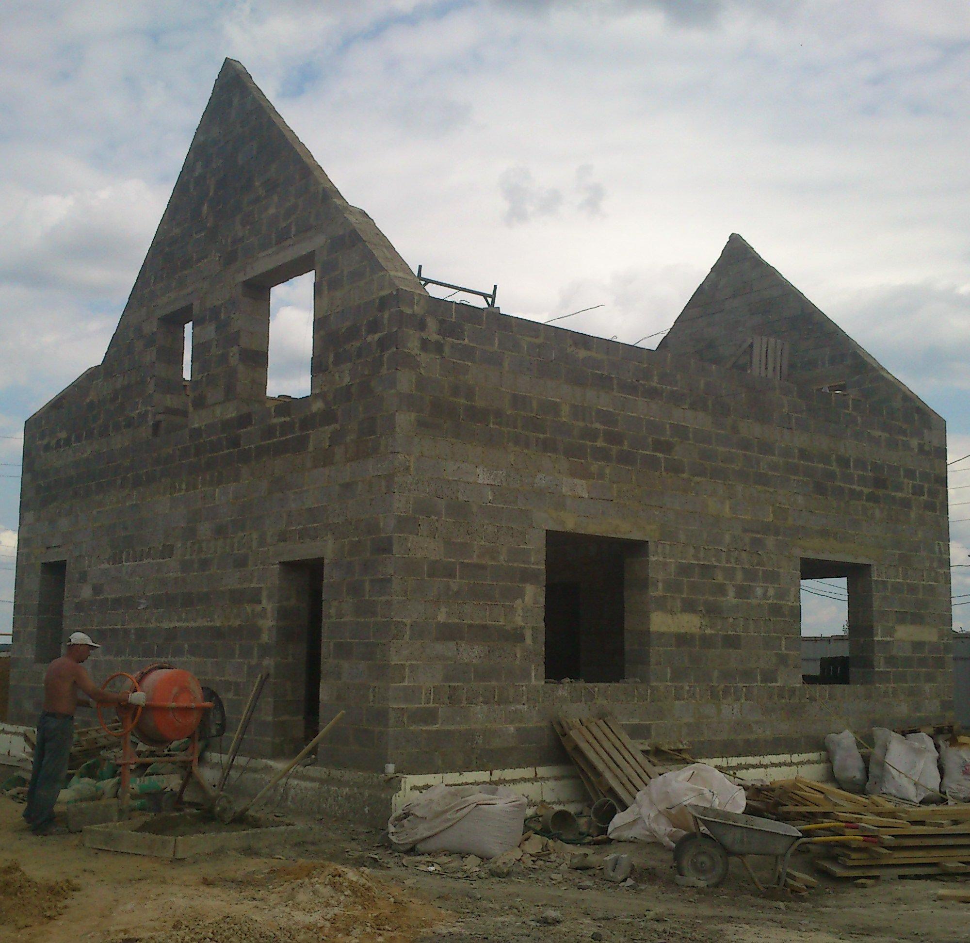 Строительство из арболита в Челябинске